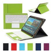 Clavier-AZERTY-Bluetooth-30-tui-Housse-pour-tout-systme-Windows-Android-Tablette-PC-90-106-pouces-Touchpad-tactile-0-1