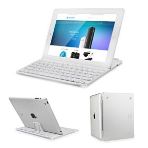 Clavier-tui-iPad-TeckNet-Ultrathin-Clavier-Sans-fil-Bluetooth-AZERTY-magntique-pour-Apple-iPad-432-avec-la-fente-multi-angle-flexible-0