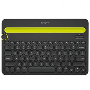 Logitech-K480-Clavier-Bluetooth-Multi-Device-sans-fil-pour-PC-Smartphone-et-Tablette-AZERTY-Noir-0