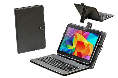 Navitech-housse-tui-avec-clavier-franais-AZERTY-intgral-pour-tablettes-Android–10-pouces-0