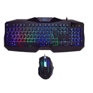 Rii-Rtro-clairage-7-Luminosits-de-Couleurs-Clavier-USB-Gaming-et-Souris-avec-1000-1600-2000-DPI-et-4-Touches-Clavier-AZERTYClavier-de-Gaming-et-Souris-0-1