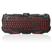 aLLreLi-K617-Clavier-Gaming-USB-Rtroclair-LED-3-Couleur-FR-Layout-Azerty-0-1