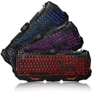 aLLreLi-K617-Clavier-Gaming-USB-Rtroclair-LED-3-Couleur-FR-Layout-Azerty-0-2