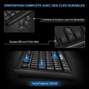 Clavier-Filaire-AZERTY-VicTsing-Clavier-USB-Franais-104-Touches-Wired-Keyboard-Rsistant-aux-Dversements-pour-Windows-1087XPVista-Mac-Linux-etc-0-0