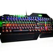 Clavier-Mcanique-TOPELEK--104-Touches-Interrupteur-Bleu-Clavette-AZERTY-Clavier-Gamer-Rtroclairage-Multicolore-et-Cble-USB-Clavier-Jeur-Raction-Instantane-Avec-Une-Grande-Compatibilit-0-1
