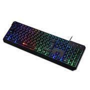 KLIM-Chroma-Clavier-Gamer-AZERTY-FRANAIS-Filaire-USB-Haute-Performance-clair-chromatique-Gaming-Noir-RGB-PC-Windows-Mac-0-2
