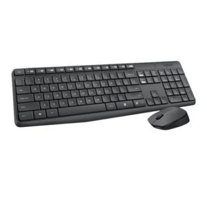 Logitech-Wireless-Combo-MK235-Ensemble-Clavier-AZERTY-Souris-Rcepteur-USB-Compact-Gris-fonc-0