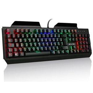 aLLreLi-Clavier-Mcanique-Gamer-RGB-Rtroclairage-AZERTY-Filaire-USB-et-105-Touches-Brown-Switch-0-1