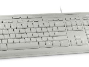Microsoft-Wired-Keyboard-600-Clavier-filaire-Blanc-AZERTY-0