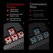 Clavier-Mcanique-Gaming-VicTsing-Clavier-Gamer-AZERTY-Commutateur-Rouge-Rtroclair--LED-avec-105-Touches-Anti-Ghosting-Anti-claboussures-Repose-Poignets-Commandes-Multimdias-0-0
