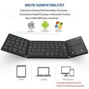 Clavier-Tri-Pliable-Jelly-Comb-Clavier-Bluetooth-et-Filaire-2-en-1-avec-Pav-Tactile-AZERTY-Rechargeable-Portable-pour-Ordinateur-Smartphone-Tablette-Noir-0-0