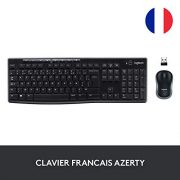 Logitech-Wireless-Combo-MK270-Ensemble-Clavier-AZERTY-Souris-Rcepteur-USB-Compact-Noir-0-0