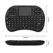 Rii-Mini-i8-Wireless-AZERTY-Mini-Clavier-franais-Ergonomique-sans-Fil-avec-Touchpad-Pour-Smart-TV-mini-PC-HTPC-Console-Ordinateur-0-0