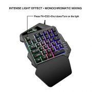 iAmotus-Clavier-de-Jeu-Portable-Ergonomie-Clavier-Gaming--Une-Main-35-Touches-Mcanique-Sensation-RGB-LED-Rtro-clairage-Demi-taille-Mini-Clavier-pour-PC-WindowsMac-Noir-0-0