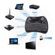 ANEWISH-AZERTY-Mini-Clavier-sans-Fil-Rtro-clair-7-Couleurs-avec-Touchpad-24GHz-Wireless-Clavier-pour-Smart-TV-Mini-PC-HTPC-Console-Ordinateur-0-0