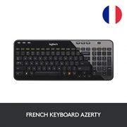 Logitech-Wireless-Desktop-K360-Clavier-sans-fil-Six-touches-de-raccourci-Unifying-12-touches-de-fonctions-programmables-AZERTY-Noir-0-0