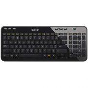 Logitech-Wireless-Desktop-K360-Clavier-sans-fil-Six-touches-de-raccourci-Unifying-12-touches-de-fonctions-programmables-AZERTY-Noir-0
