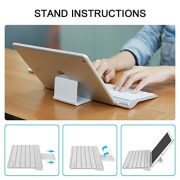 OMOTON-Clavier-Bluetooth-IOS-AZERTY-Accentu-avec-Support-Ultra-Mince-pour-Tous-les-iPad-102-97-iPad-Air-iPhoneClavier-Sans-Fil-Blanc-0-0