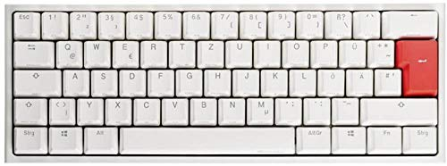 Clavier-Ducky-One-2-Mini-MX-Brown-RGB-LED-Blanc-0