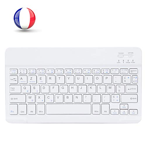 MINLIDAY-Clavier-Bluetooth-AZERTY-Rechargeable-pour-iOS-Android-Windows-Tablet-PC-Laptops-0