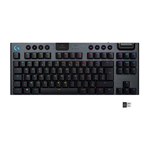 Clavier-gaming-mcanique-RVB-sans-fil-LIGHTSPEED-G915-TKL-sans-pav-numriqueclicky-options-de-switchs-ultra-plats-LIGHTSYNC-RVB-prise-en-charge-sans-fil-et-Bluetooth-avance-Noir-0
