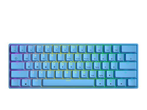 GK61-Clavier-de-jeu-mcanique–61-touches-multicolores-RGB-rtroclair-LED-filaire-programmable-pour-PCMac-Gamer-Gateron-optique-marron-bleu-0