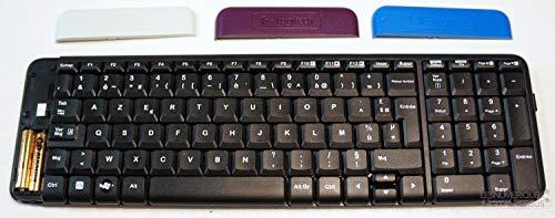 Logitech-K230-Clavier-Compact-sans-Fil-pour-Windows-24-GHz-avec-Rcepteur-USB-Unifying-Optimisation-de-lEspace-Clavier-AZERTY-Franais-Noir-0